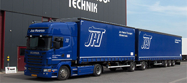Jos Heeren transport volumetransport