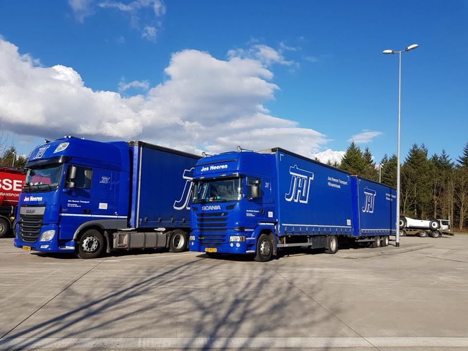Jos Heeren Transport volumetransport